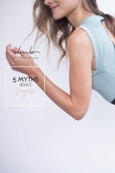myths about sugar