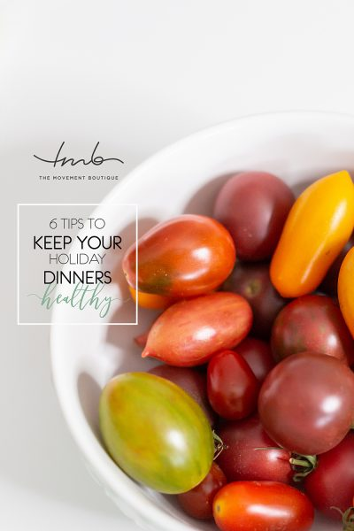 healthy holiday dinner ideas
