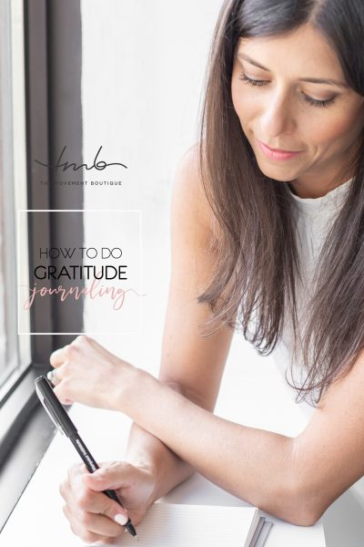 what is a gratitude journal